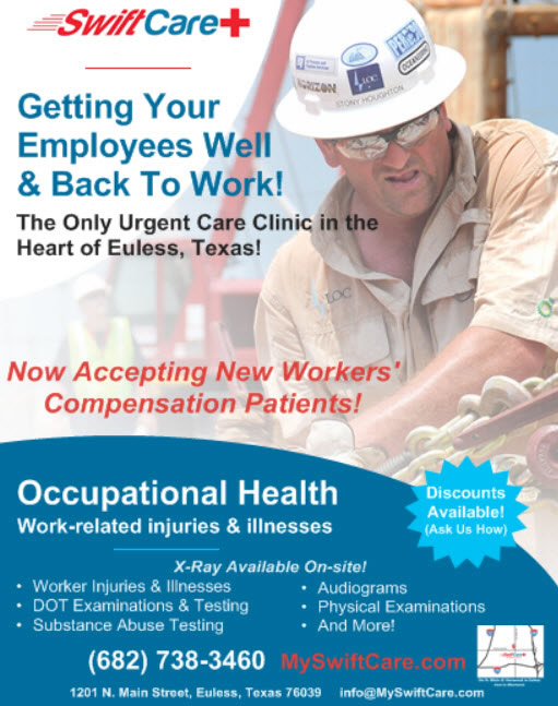 Occupational Medicine Euless, Texas